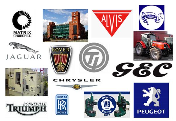 History Logos