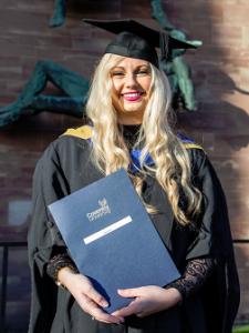 Lorna graduation