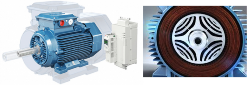 Synrm Synchronous Reluctance Motor Drive Packages