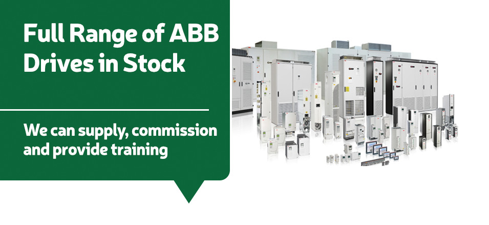 full range of ABB in stock