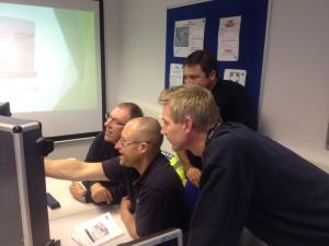 strongford training 2014 oct