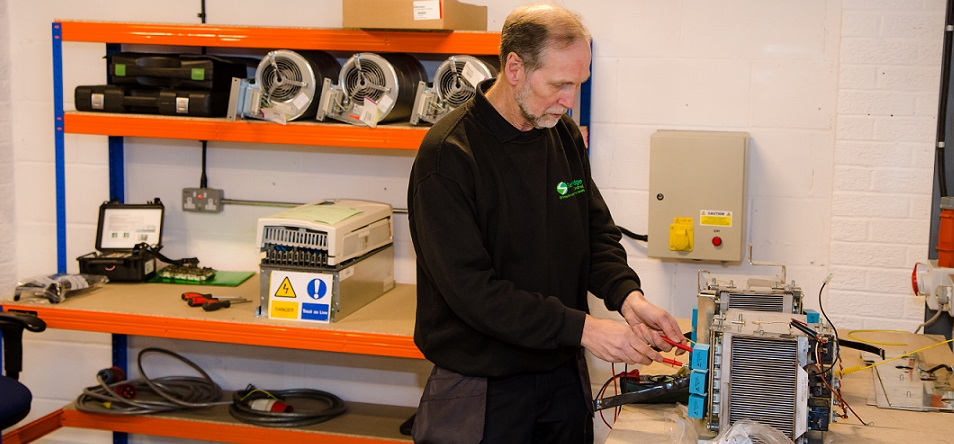 service and repair by chris billington